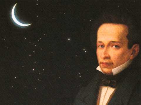 Giacomo Leopardi O Graziosa Luna 1819 Gennaro Cucciniello
