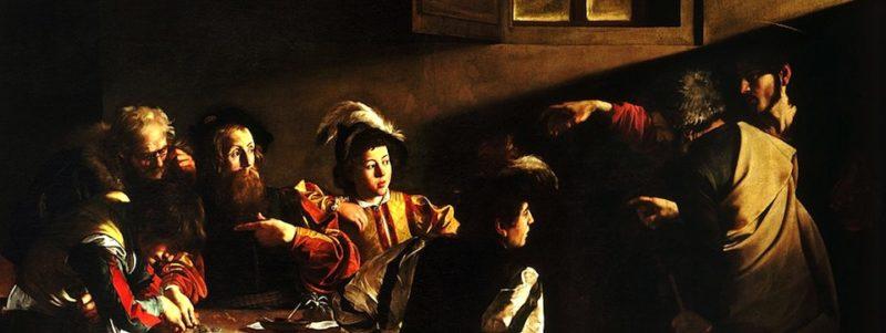 Risultati immagini per vocazione di San matteo